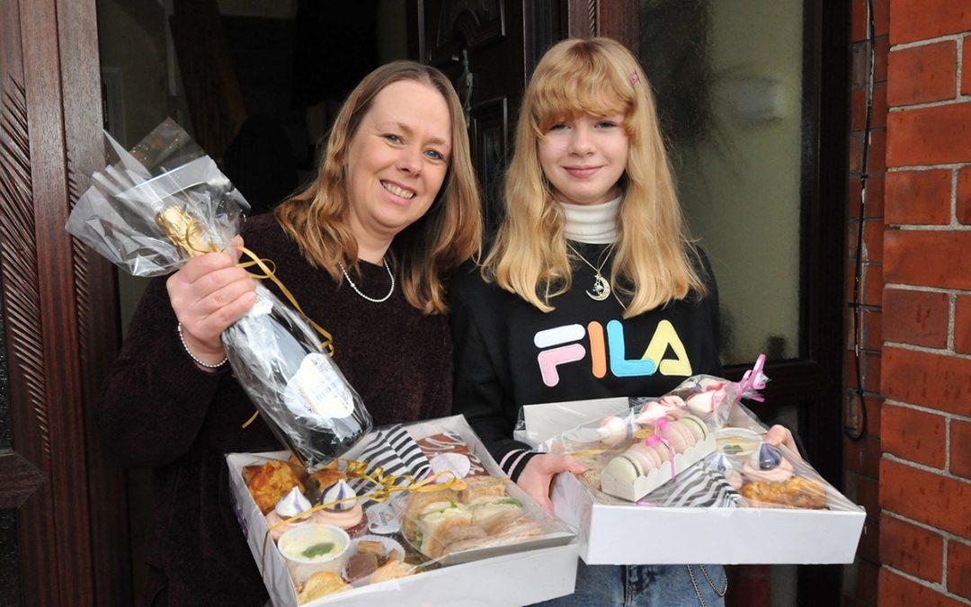 One good tea deserves another! Events booking platform clocks up over 5,000 deliveries
