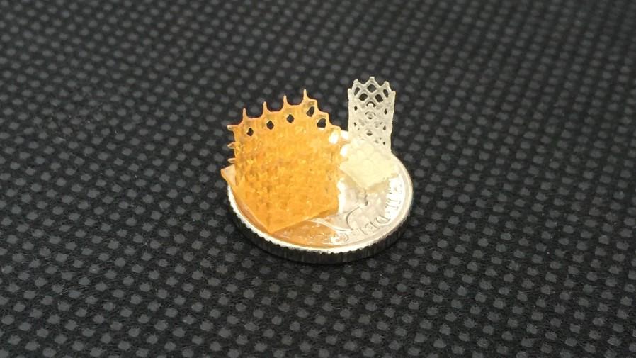 4D-Biomaterials 3D printedimplants