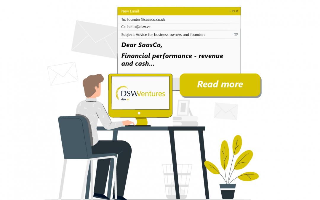 Dear SaasCo: Financial Performance Part 1 – Revenue and Cash